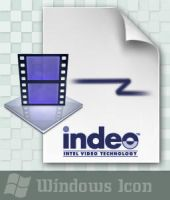 Indeo Video File - Icon by ssx