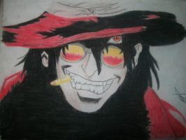 ALUCARD(HELLSING) by JAmess32