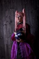 Black Lady - Sailor Moon by SweetLuminia