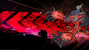 Yveltal Desktop Background [1600x900] by leobreacker
