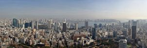 360 degrees of tokyo by infi