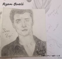 Ryan Buell (Paranormal State) by ih8twilite