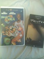 Space Jam and Twister!!!! :D by RockyToonz93