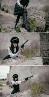 I won't let you go - Military Lolita by MaySakaali