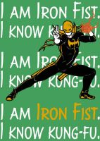 Iron Fist by blindfaith311