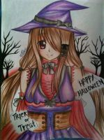 Happy Halloween!!!! by Ryuukeru