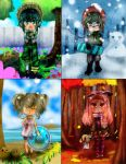 ToA: 4 Seasons by manisaurus