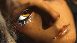 Mhyron - Faceup Details 01 by IcarusLoveMedley