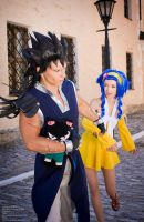 Gajeel Redfox cosplay Althair (13) by AlthairLangley