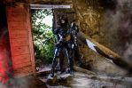 Demon hunter Cosplay by KICKAcosplay