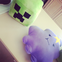 Creeper wants her lumps by Mousu
