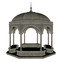 Gazebo by yana-stock