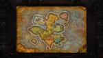Early Concept Map of Draenor from Blizzcon 2013 by JacktheScarecrow34