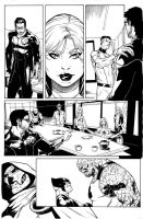 """X- Men 16"" Page 6 by ZurdoM"
