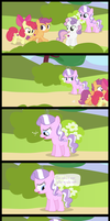 Comic Block: The Unmarkening by dm29