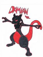 Damian the Mewtwo by paradox--division