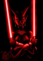 Sith Devaronian by LazarusReturns