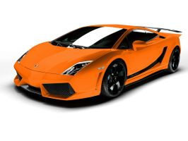 Lamborghini LP560 Superleggera by speedemon08