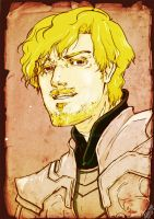 T TDW : Fandral the Dashing by noei1984