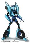 TFA Blurr by Uniformshark