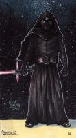 Kylo Ren by Phraggle