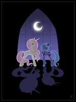 Eternal Night by Jdan-S