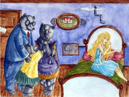 Goldilocks by teddy529