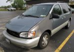 (2000) Toyota Sienna LE [Beater] by auroraTerra