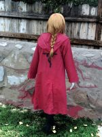 Edward Elric Cosplay 1 by Blossombree