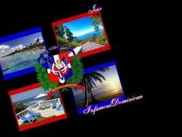 Dominican Republic wallpaper by InfamousDominican