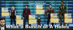 ComicBook Cast need your help by shumworld