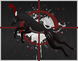 The Hunter and the Hunted by Lordfell