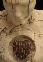 Thorny Heart - detail by asantell