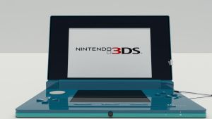 Nintendo 3DS by Mo3D