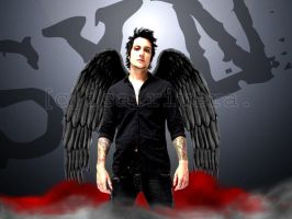 Synyster Gates by RaidenRage