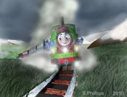 Mid Sodor: Winter Express by Skarloey-and-Rheneas
