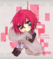 Avalon Core : valan chibi by akiicchi