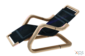 ME Reclining Chair for XPS by Just-Jasper