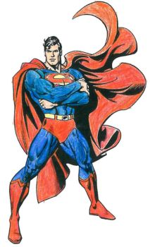 My Superman Coloring #5 by YosiPel