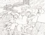 Happy Father's Day, Townsend Family by magusVroth