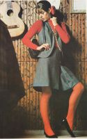 60's People 25 - Woman by morana-stock