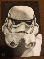 Stormtrooper by kevbrett