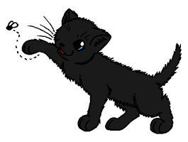 ThunderClan - Larkkit by WildpathOfShadowClan