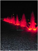 Fountain Flame by sweetpmpm
