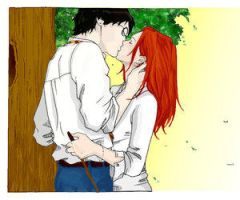 Harry and Ginny by xxRaexx by HogwartsArt