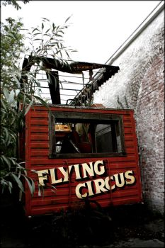 Flying Circus by JensTrio