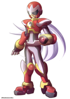 Protoman RA by ultimatemaverickx