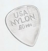 Guitar Pick by plimsole