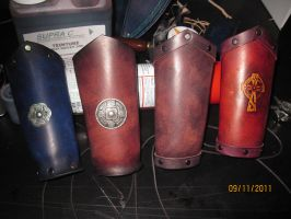 New cheap bracer by akinra-workshop