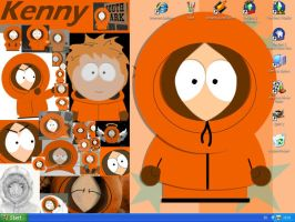 Wallpaper Aboute Kenny by 0South-Park0
